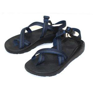 Chaco Z/2 Vibram Unaweep Trail Sport Sandals Toe